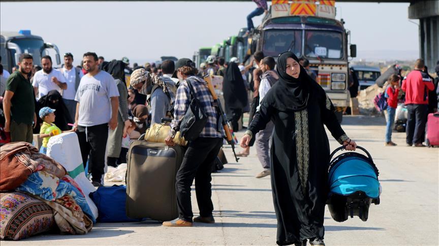 Setelah Membombardir Daraa, Inilah Skenario Rezim Assad