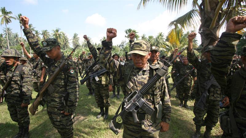 Bahas Undang-undang Baru, Puluhan Ribu Pejuang Muslim Filipina Berkumpul