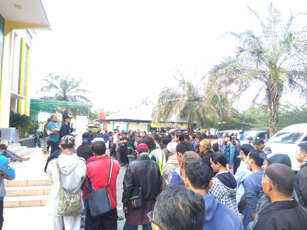 PA 212 Soloraya Turut Hadiri Kajian Ustaz Abdul Somad di Semarang