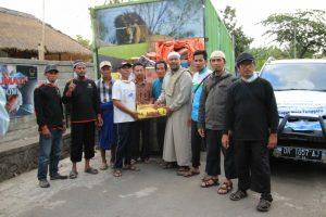 Ansharusyariah Salurkan Bantuan Untuk Korban Gempa Lombok Utara