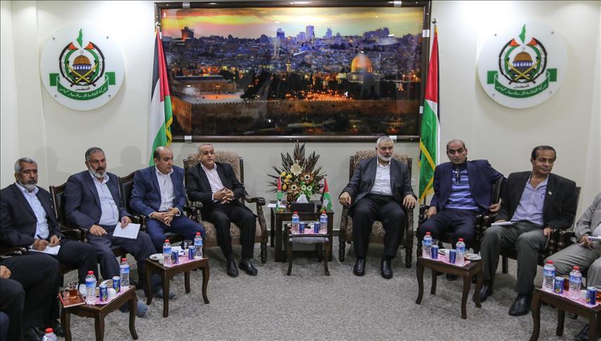Faksi-faksi  Pejuang  Palestina Desak Rekonsiliasi