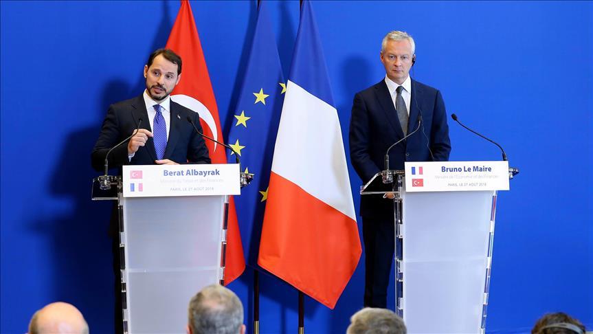 Ganti Dolar AS ke Euro, Turki Tingkatkan Hubungan Ekonomi dengan Perancis