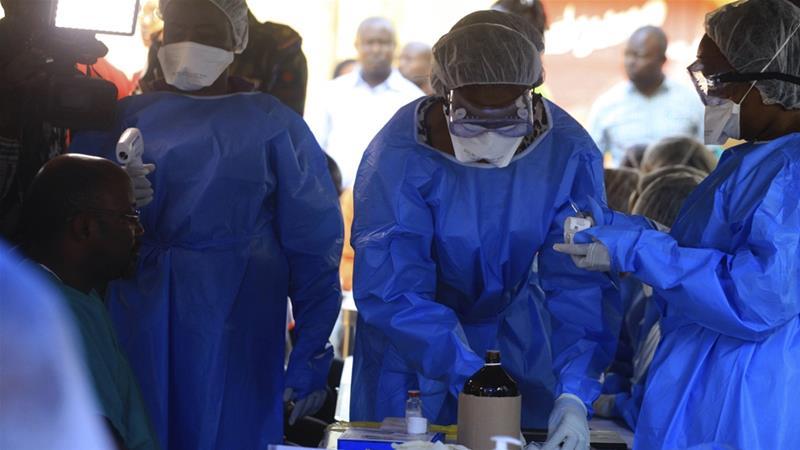 Konflik di Kongo Berpotensi Virus Ebola Menyebar