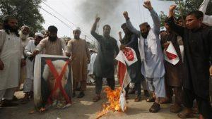 Pakistan Kutuk Kontes Kartun Nabi Saw yang Akan Digelar Geert Wilders