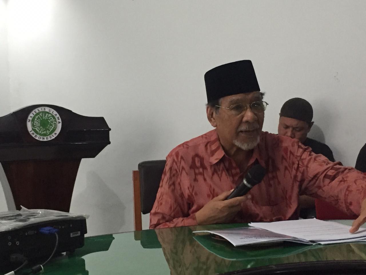 Ini Kata Ketua MUI NTB Soal Dugaan Pemurtadan di Lombok