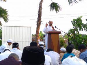 Ansharusyariah Jateng: Gempa Lombok Adalah Peringatan dari Allah