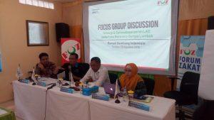FOZ Siapkan Program Pemulihan Pasca Gempa Lombok