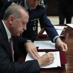 Erdogan Angkat Panglima Perang Baru