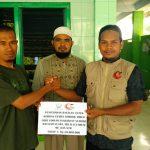 Ansharusy Syariah Nusa Tenggara Salurkan Bantuan untuk Korban Gempa Lombok