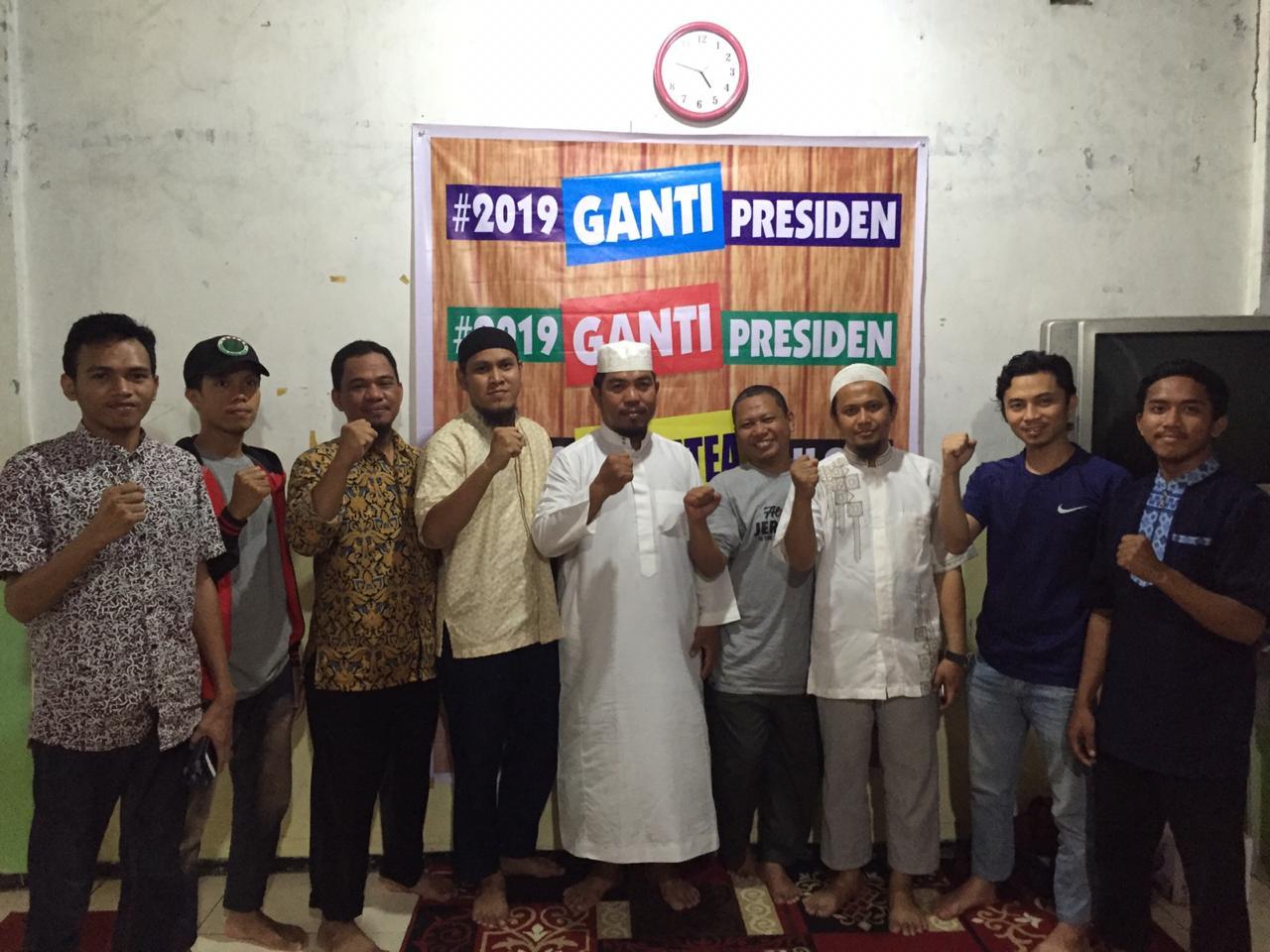Deklarasi 2019 Ganti Presiden Bakal Digelar di Makassar, Libatkan Puluhan Ribu Massa