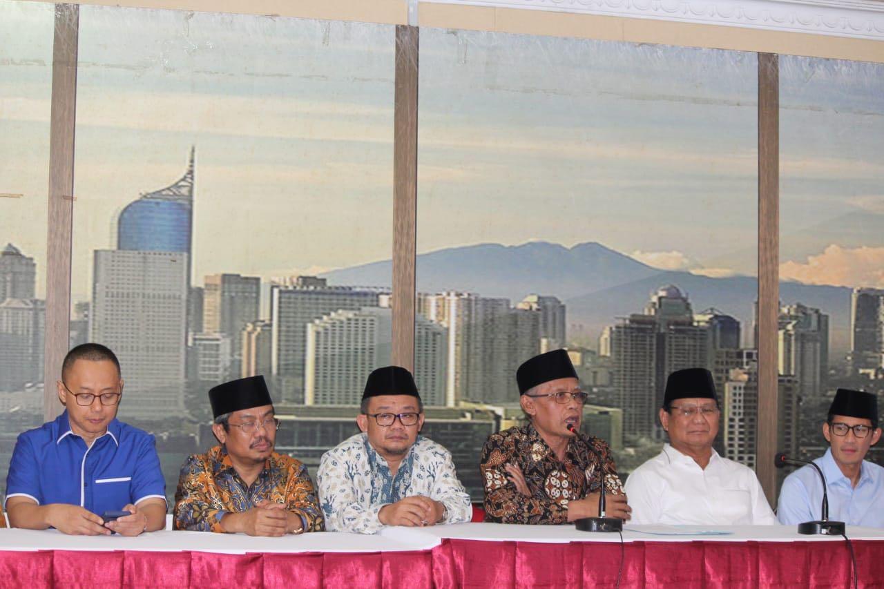 Ini Enam Pesan Penting PP Muhammadiyah Untuk Prabowo-Sandi
