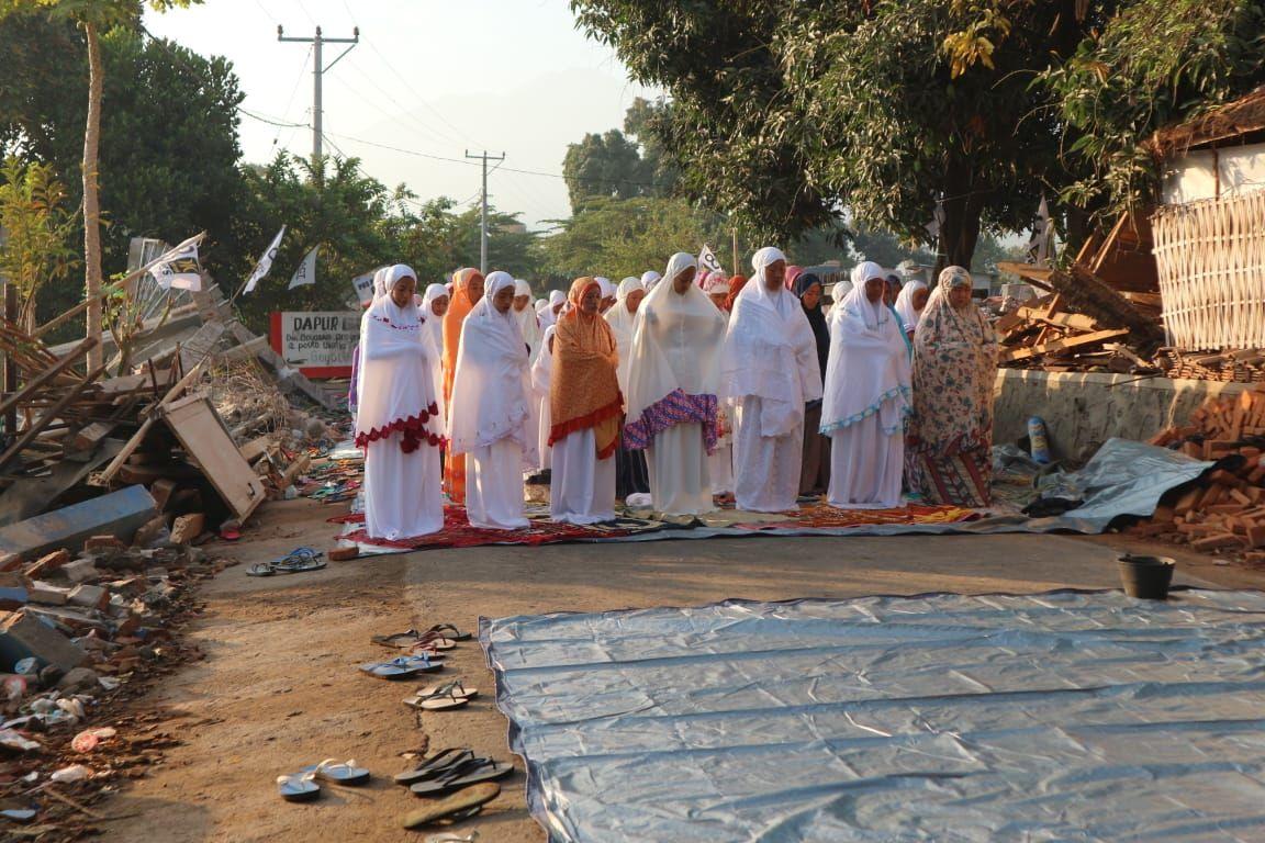 Shalat Idul Fitri Tetap Disarankan di Rumah