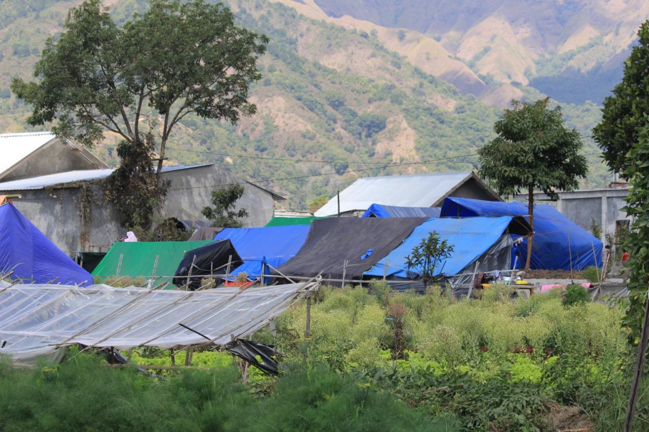 Catatan Jurnalis: Belajar Berbagi Dari Pengungsi Lombok