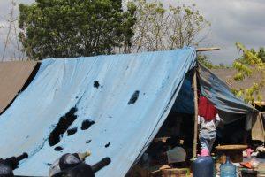 Belum Nampak Relawan dan Bantuan, Pengungsian di Lombok Timur Ini Memprihatinkan