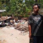 Sebulan di Pengungsian, Warga Desa Rempek Lombok Utara Masih Kesulitan Air Bersih