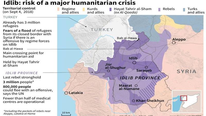 10 Hal Tentang Idlib yang Mungkin Belum Kamu Ketahui