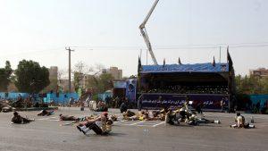 25 Tewas dalam Serangan di Parade Militer, Iran Nyatakan Hari Berkabung