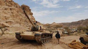 30 Milisi Syiah Houthi Yaman Tewas Dihajar Artileri Pasukan Arab