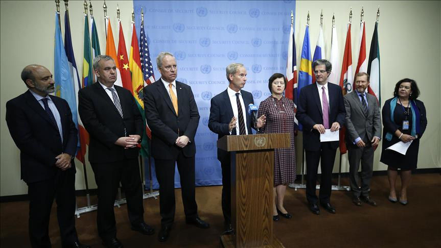 8 Anggota DK PBB Dukung Upaya Diplomatik Turki Cegah Serangan di Idlib