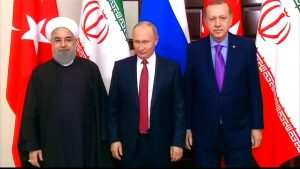 Bahas Perkembangan Idlib, Erdogan Temui Putin di Iran Hari Ini