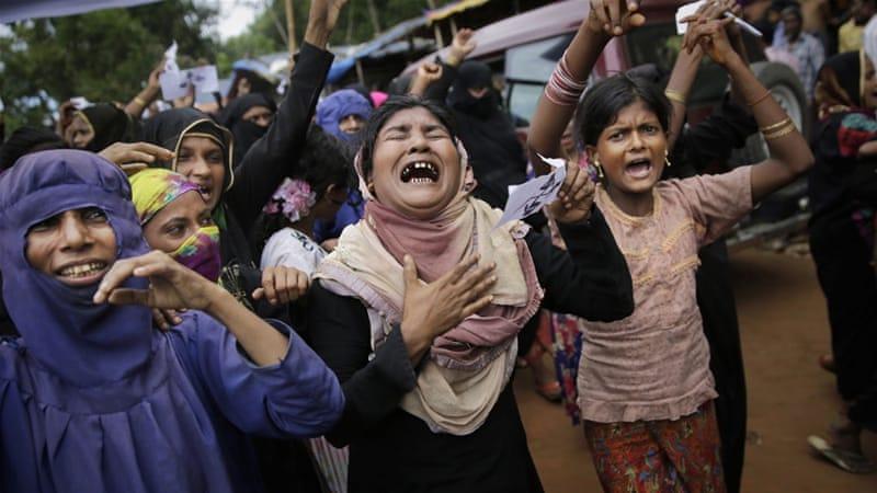 Giliran AS Selidiki Pembantaian Muslim Rohingya, Begini Laporannya