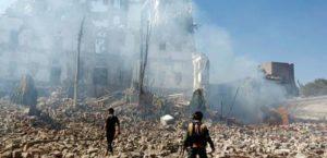 HRW Tuduh Arab Saudi Tutupi Kejahatan Perang di Yaman