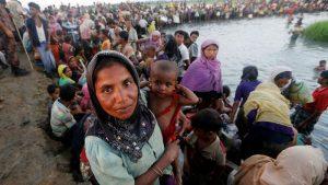 Inggris Umumkan Dukungan untuk Muslim Rohingya