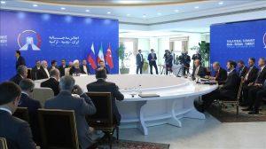 KTT untuk Idlib: Erdogan Peringatkan Pertumpahan Darah, Putin Tolak Gencatan Senjata