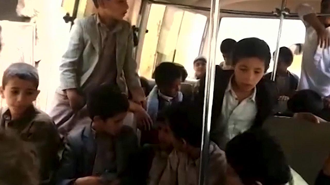 Koalisi Arab Akui Membom Bus Sipil dalam Sebuah Serangan Udara di Yaman