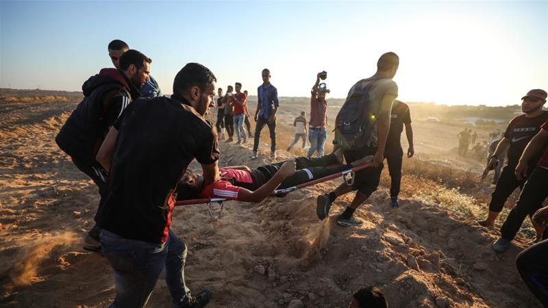 Lagi, Sniper Zionis Yahudi Tembak Kepala Remaja Palestina Hingga Tewas
