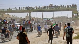 PBB: Jika Serangan ke Idlib Dilakukan, Bencana Kemanusian Terburuk akan Terjadi