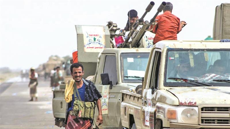 Pasukan Yaman Rebut Dua Jalan Utama Kota Pelabuhan dari Syiah Houthi