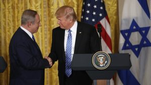 Petinggi Palestina Tolak Solusi Dua Negara Donald Trump