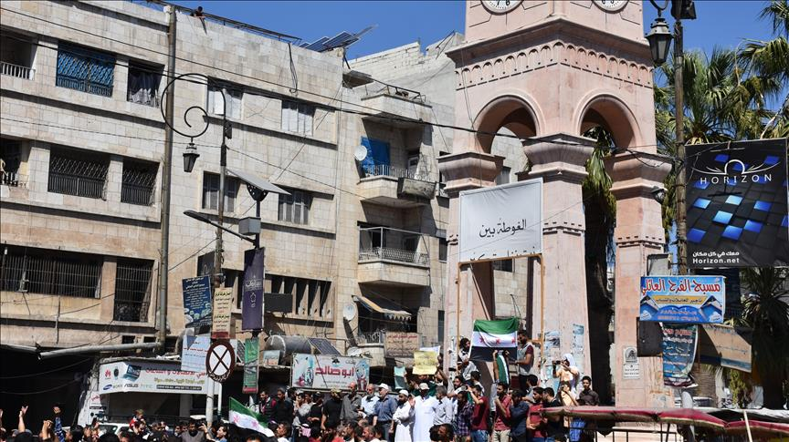 Rusia Bombardir Idlib, Warga Sipil Desak Turki Tingkatkan Keamanan