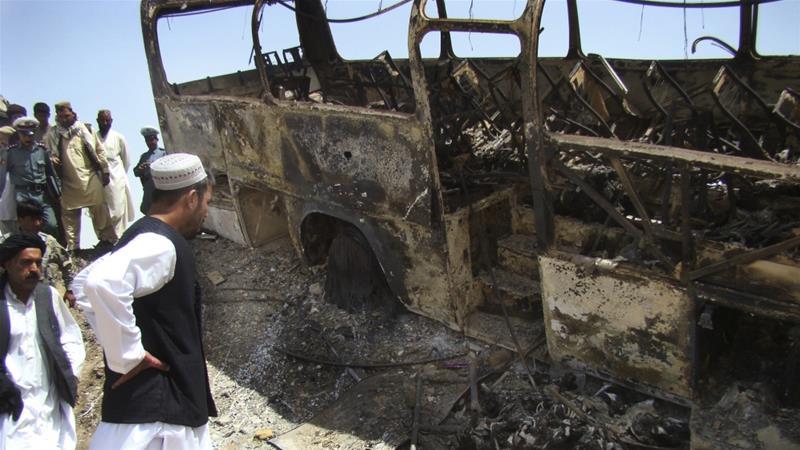 Serangan Udara AS Kembali Bunuh Warga Sipil, 14 Anak-anak Tewas