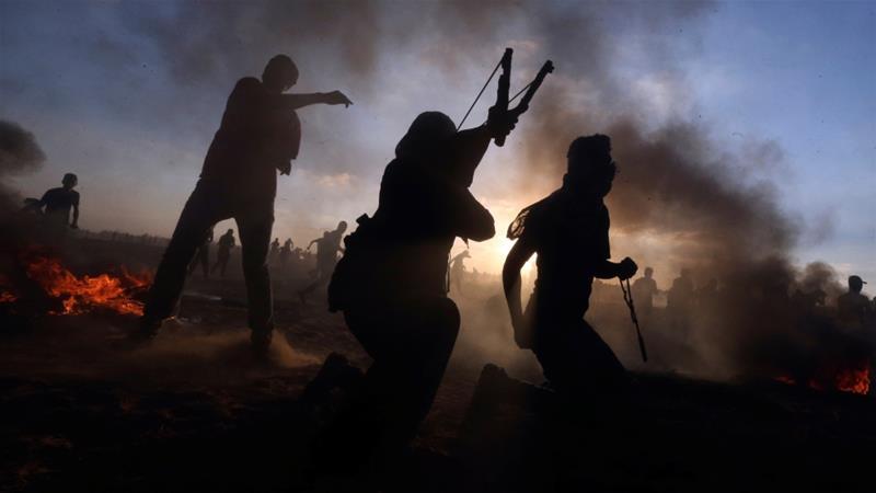 Serdadu Zionis Kembali Tembak Mati Remaja Palestina di Kepala Semalam