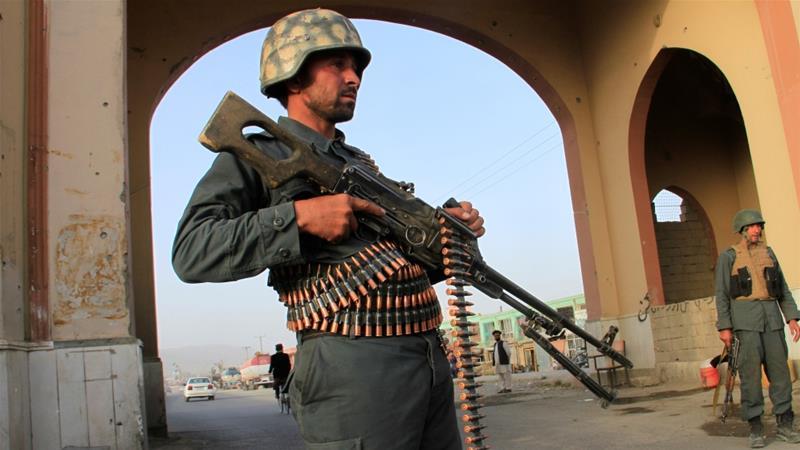 Taliban Kembali Serang Pangkalan Militer, Puluhan Pasukan Bentukan As Tewas