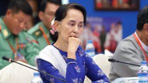 Bantai Muslim Rohingya, Kanada: Cabut Gelar Kehormatan San Suu Kyi