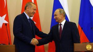 Turki dan Rusia Sepakati Idlib Zona Bebas Senjata