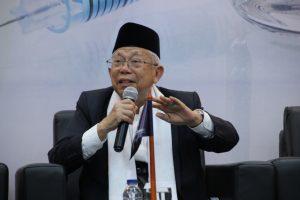 KH Ma'ruf Amin: Boleh Vaksin MR Jika Memang Darurat dan Berbahaya