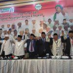 Resmi, GNPF Ulama Dukung Prabowo-Sandi