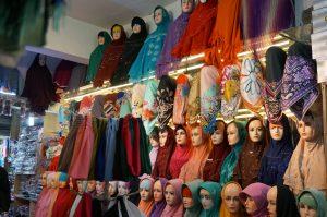 'Ciput Ninja' Dikagumi Model Muslimah Amerika
