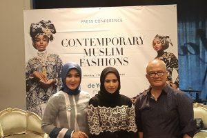 Perancang Busana Muslim Indonesia Pamerkan Karyanya di San Fransisco