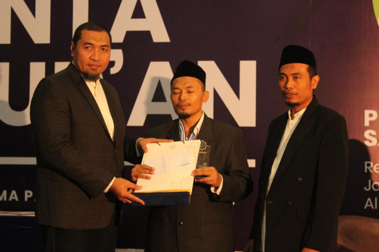 Buta Karena Glukoma, Abdul Manan Bangkit Menjadi Penghafal Al-Qur'an di Usia 48 Tahun