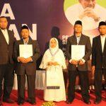 Rayakan Tahun Baru Islam, Griya Al-Qur'an Surabaya Wisuda 206 Hafidz