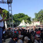 Mudrick Sangidoe: Mega Bintang Akan Terus Melawan Ketidakadilan