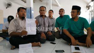 Panitia Tegaskan Jalan Sehat Umat Islam Tetap 9 September di Kota Barat