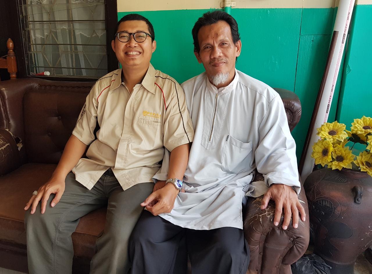 Perisai: Pelapor Anak Jokowi Telah Bebas