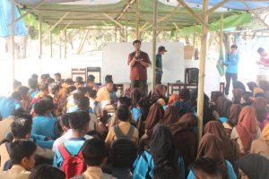 Shelter School PII di Lombok Bantu Reaktivasi Sekolah Pasca Gempa