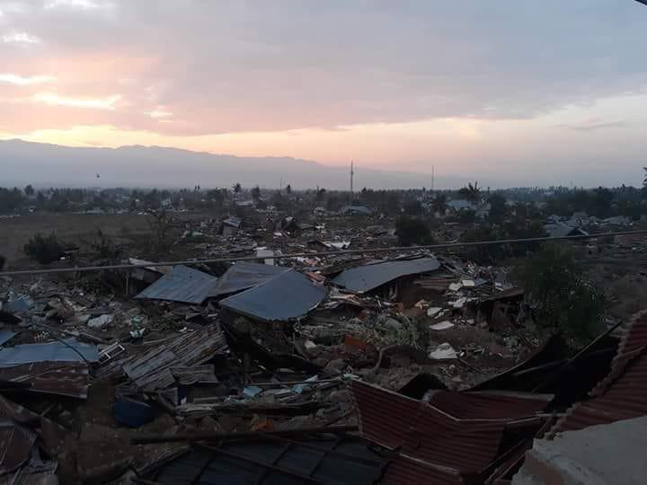 FOZ Bergerak Cepat Bantu Korban Gempa dan Tsunami Sulteng